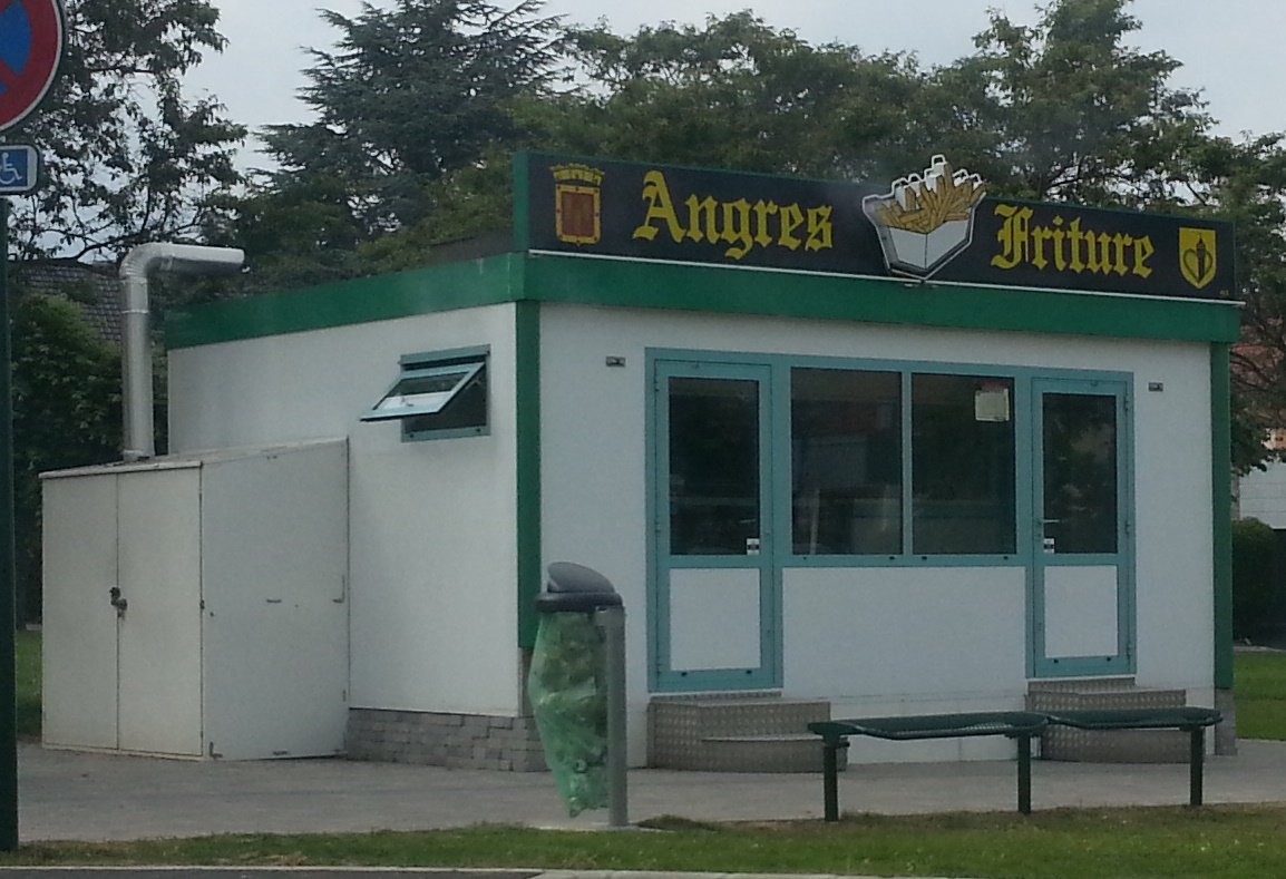 Angres friture sur le portail des friteries for Piscine lievin