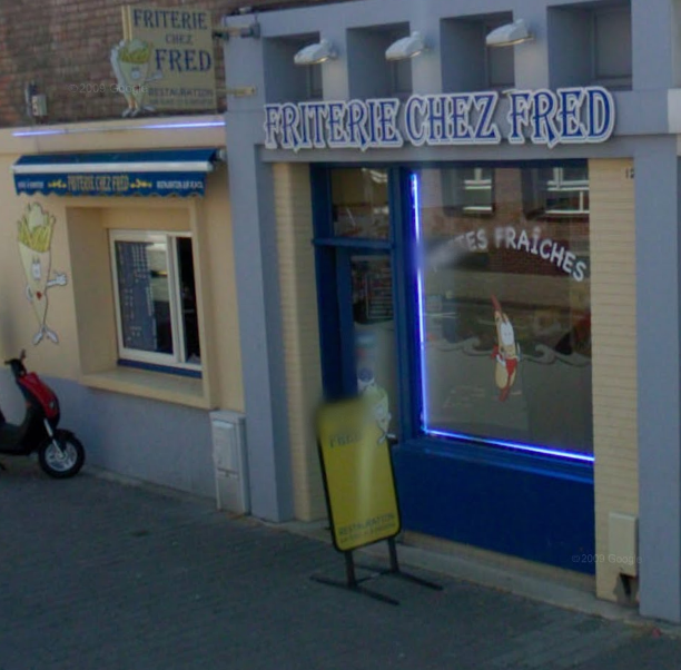 Friterie chez fred dunkerque sur le portail des friteries - Brocante chez fred strasbourg ...