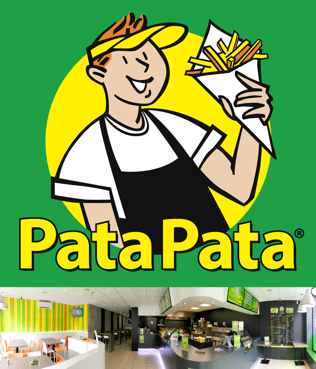 Pata pata villeneuve d 39 ascq sur le portail des friteries - Top office villeneuve d ascq horaires ...